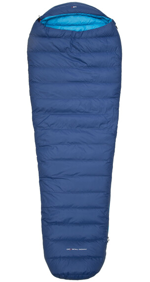 Yeti Tension Mummy 300 Sleeping Bag XL royal blue/methyl blue